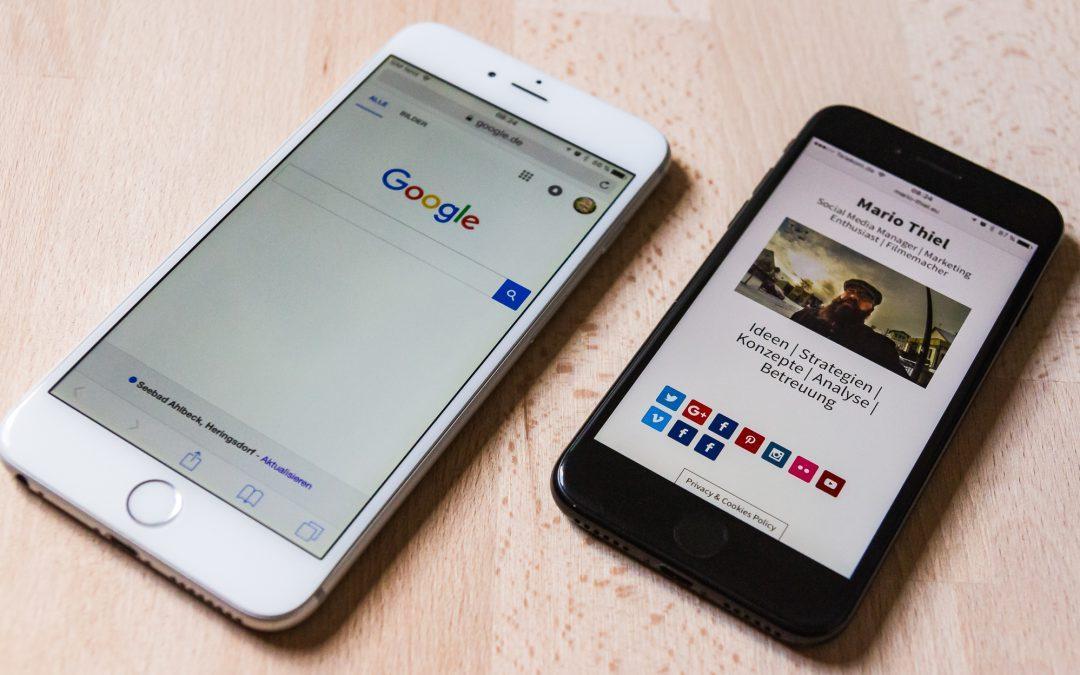 Soziale Netzwerke und Mobile First – ein paar Zahlen